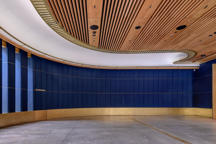 Ecoustic 8mm Neilson Tile Indigo